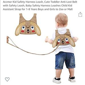 Kid Safety Harness Leash